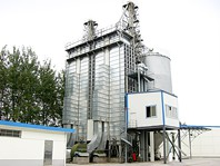 Jiangsu Grain Silo Project
