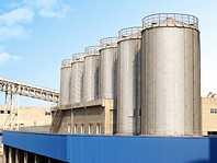 Grain Storage Silo Project