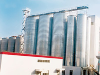 Zhujiang Beer Brew Silo