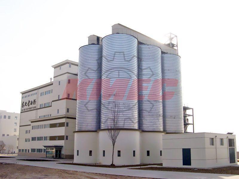 KMEC Steel Silo