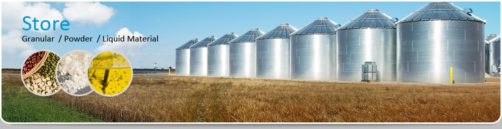 Grain Silos-Storage Type