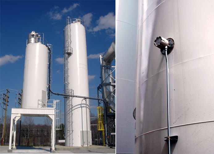 Welded Steel Silos
