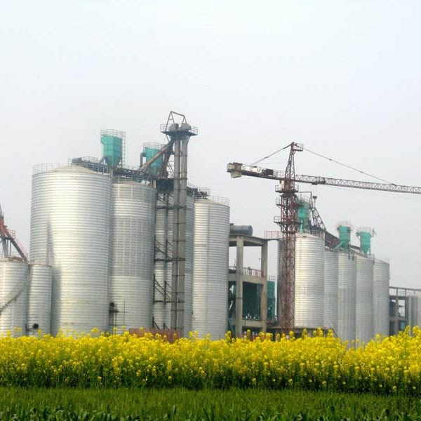 grain warehouse advantages