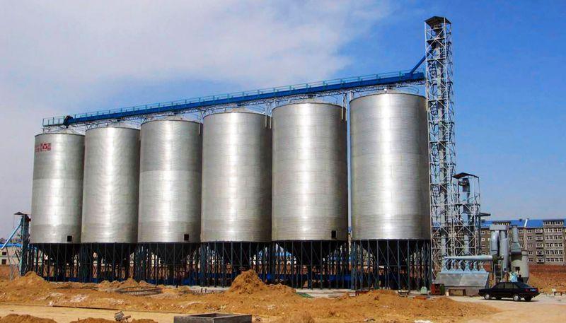 Industrial Storage Silos Industrial Silo